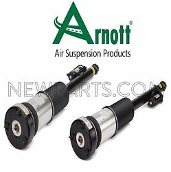 For Mercedes S350 S400 S550 S63 Amg Set Of Rear Left And Right Struts Pair Arnott