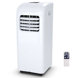 10000 BTU Portable Air Conditioner & Dehumidifier Function Remote w Window Kit