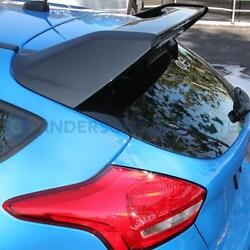 Focus 12-18 Ford Anderson Composites  Rear Spoiler AC-RS16FDFO