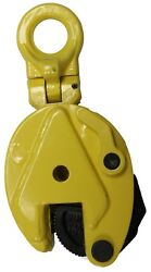 New V-lift 2 Ton Industrial Vertical Plate Lifting Clamp 4409 Lbs Wll