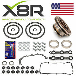 Bmw 3 Series E46 1998-2005 Double Twin Dual Vanos Seals Rebuild Kit With Gaskets