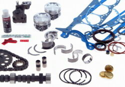 Chevy 283 Master Engine Kit Pistons Rings Gaskets Bearings Cam 1959-63 Springs++