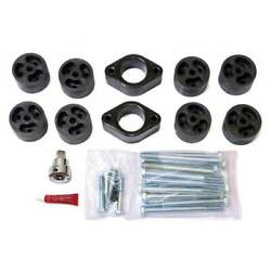Performance Accessories 2 Body Lift Kit For Jeep Wrangler Automatic 2012-2016