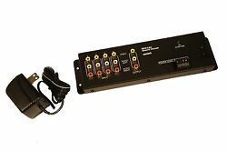 XANTECH RP41AV Infrared Remote-Controlled AV Switcher
