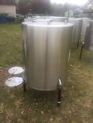 360 Gallon Food Grade Stainless Steel Tanks Use To Make Beer,moonshine,wine,ect