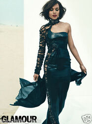 $12225 NEW VERSACE BLACK EMBELLISHED DRESS GOWN as seen on Kerry 40