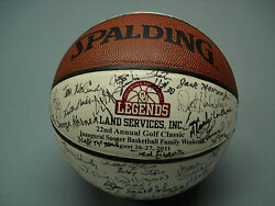 Autographed Ou Oklahoma Sooners Basketball Tubbs King Price Kruger + 65 More