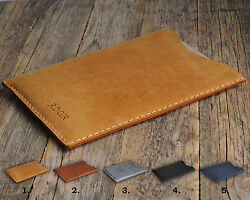 Microsoft Surface Laptop Case Leather Cover Free Personalization
