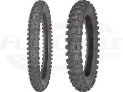 Irc 2.50-16 Front And 3.60-14 Rear Motocross / Off Road Tires Combo Crf 80 Xr 80