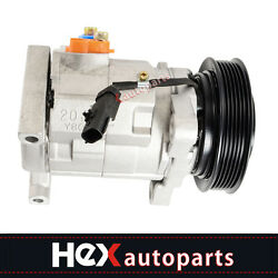 A/c Compressor With Clutch For Grand Caravan Town And Country Co29001c 5005440aa