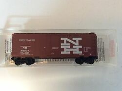 Micro Trains 21250 N Scale New Haven 40' Boxcar Rd. 45097