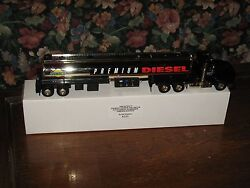 Sunoco 1998 Gold Talking Tank Truck Limited Edition