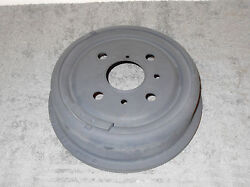 1961 1962 1963 1964 1965 1966 Ford Mustang Falcon Orig 4 Lug Front 9 Brake Drum