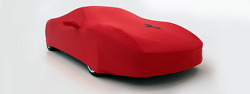 Genuine Ferrari 575 Indoor Car Cover With Sport Seat And Steering Cover Brand New