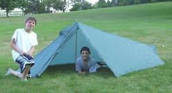 Appy Trails Backpacking Tent Mk III 3 Man Ultra light weight 1lb 3.5 oz