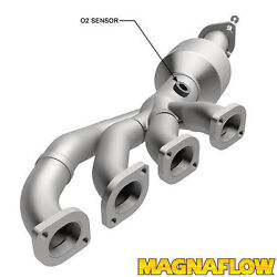 Magnaflow 50408 Direct-fit Catalytic Converter P/s Exhaust For 06-2010 Bmw 750i