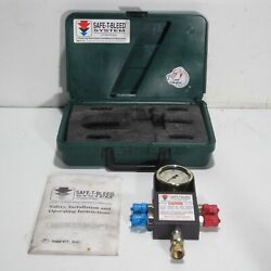 Rmfpt Safe-t-bleed Pressure Check/bleed And Air Bleed System - Rma-dpv-v-3000
