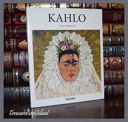 Frida Kahlo Life And Work By Andrea Kettenmann New Sealed Illustrated Hardcover