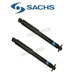 For Land Rover Discovery 99-02 Pair Set Of 2 Front Shock Absorbers Sachs 031369