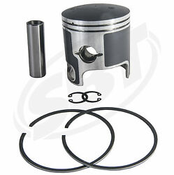 Tigershark Piston And Ring Set 640 Standard Bore 75.7mm Montego Deluxe Monte Carlo