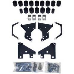 Performance Accessories 3 Body Lift Kit For Gmc Sierra 1500 2014-2015