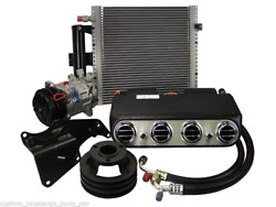 Add On Underdash Ac Air Conditioning System Complete For Ford Look A Like System