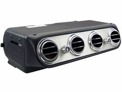 Vintage Look Under Dash Ac Kit Air Conditioning System Complete