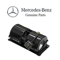 For Mercedes R107 HVAC Blower Motor Assembly For Climate Control GenuineVW