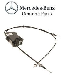 For Mercedes W216 W221 S350 S550 Parking Brake Actuator Genuine 221 430 29 49