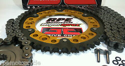 Honda Crf450r And03902-03 Supersprox 520 Jt Hds Quick Accel Chain And Sprockets Kit