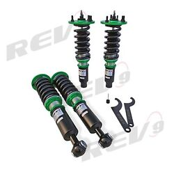 Rev9 Hyper-Street Coilovers For Acura CL 2001-03 Twin-Tube Design Adjustable