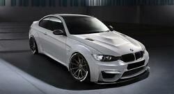 Bmw M4 Style Body Kit For Bmw 3 Series E92 E93 Wide