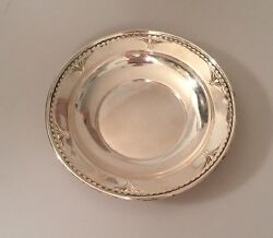 Vintage Sterling Silver Plate Made By Jp Caldwell Co