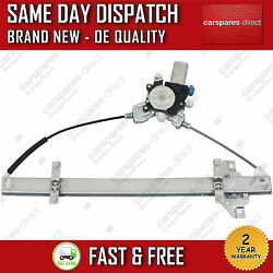 HYUNDAI H-1 1997>07 FRONT RIGHT SIDE ELECTRIC WINDOW REGULATOR WITH 2 PIN MOTOR