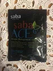 Saba Ace G2 60 Count Two Packs Or Bottle New Sealed Lowest Price Exp 06/22