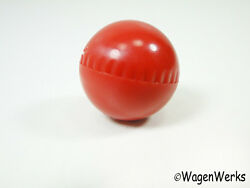 VW Bug  Heater Control Lever Knob - Bug 1965 to 1972 - Right - Red