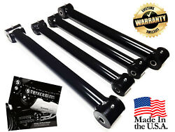 Stock / Oem Upper And Lower Control Arms - 2000-2002 Dodge Ram 1500/2500/3500 4wd