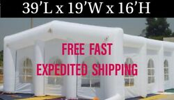 Inflatable Event Tent Wedding Special Events Party Business 39and039l X 19and039w X 16and039h
