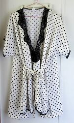 Women's Designer Sleepwear PJs Sz Med Made in USA by BODY CHIO New Mint wo tag