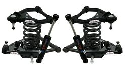 1973-87 Chevy C10 and GMC C15 Stage 3 Tubular Control Arm Suspension Kit -