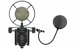 SONTRONICS SATURN condenser microphone with metal pop filter