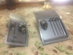 2 1961 Pos 1962 Buick Dash Vent Heat Controls W Ign And Head Light Switches