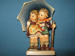 Hummel Figurine 71 Under A Roof Stormy Weather - Older Figure - 1. Choice