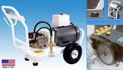 PRESSURE WASHER Commercial - Electric - Cold Water - 4 GPM - 4000 PSI - AR Pump