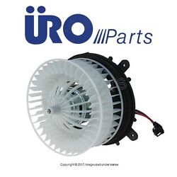 For Mercedes W215 W220 Cl500 S600 Blower Motor W/ Fan For Climate Control Uro
