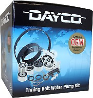 DAYCO Cam Belt Kit Waterpump(replaces KTB253EP1)FOR VW Beetle 703-1011 9C AZJ