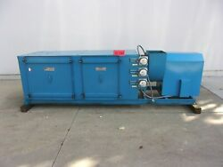 Beckert And Heister 1500 Cfm Model Oms-181wx1hdust Collector Dc2067