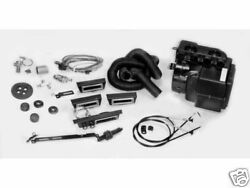 56 57 58 59 60 61 62 Chevrolet A C Heat Defrost System