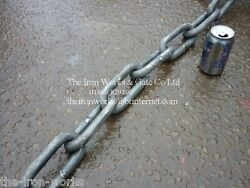 Strongman Welded Chain Heavy Duty Gym Equipment Metal Iron Any Size Length Pull