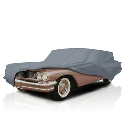 Semi Custom Fit Car Cover For Ford Pinto Wagon 1976 1977 1978 1979 1980